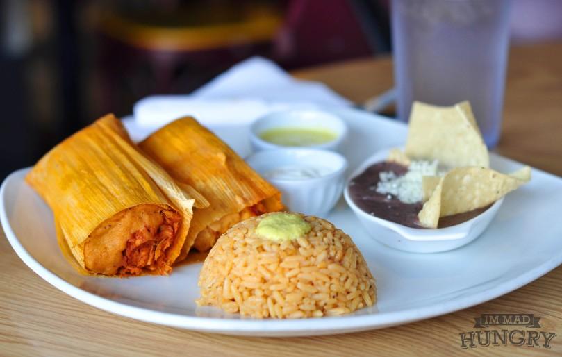 Tamales | $12