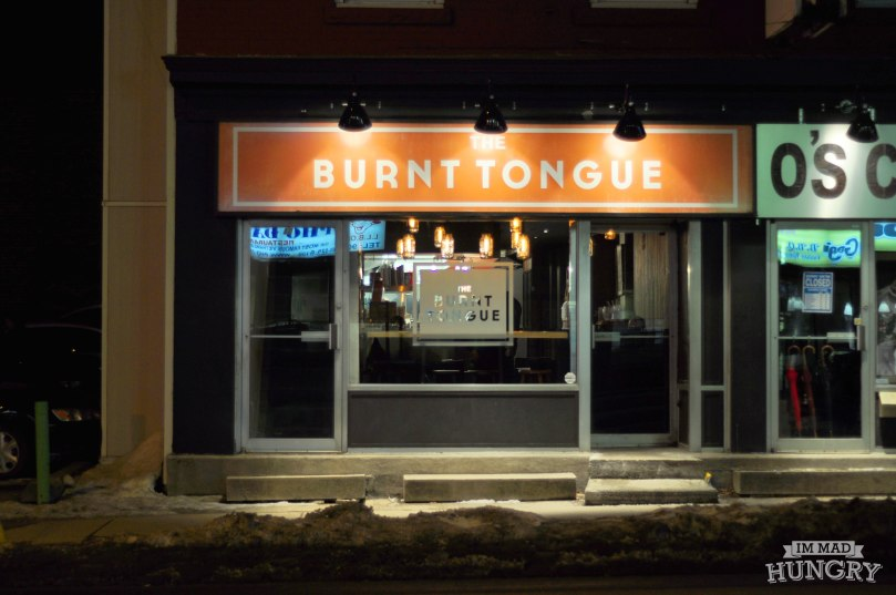 The Burnt Tongue Storefront