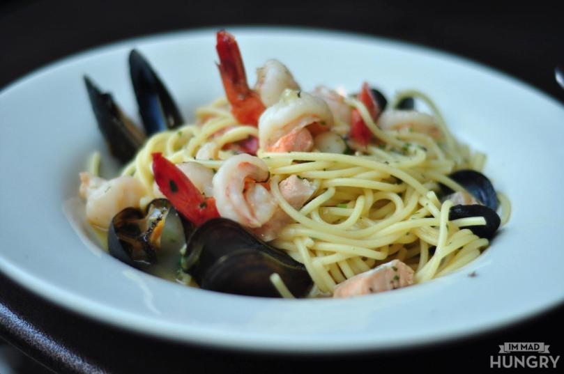 Spaghetti Di Mare | $16.95