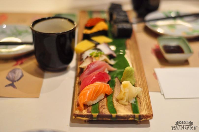 Sushi Delux | $22.99