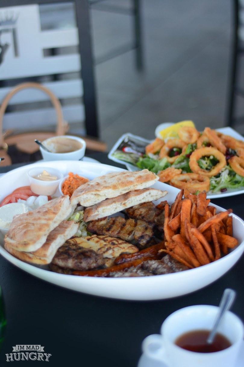 Meat Platter 1