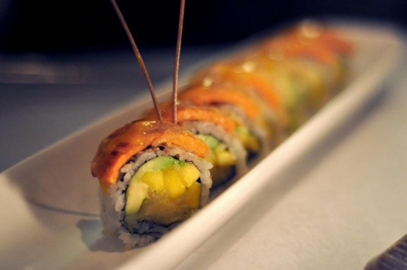 Yummy Yam Roll | $12