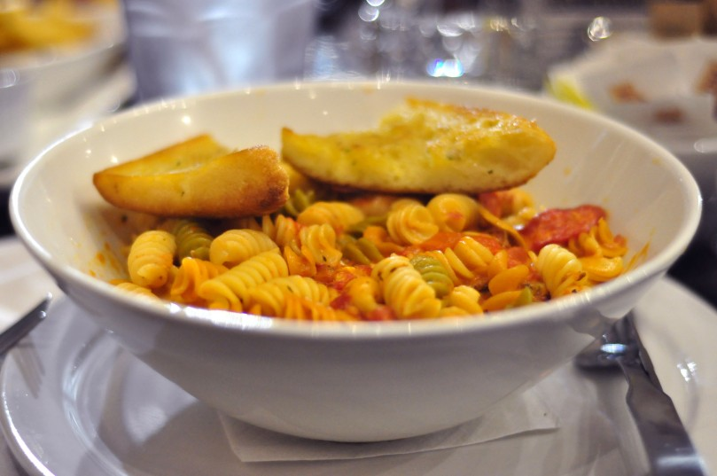 Shrimp Fusilli  |  $16.95