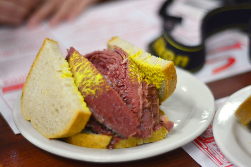 Smoked Meat Sandwich | $9.35