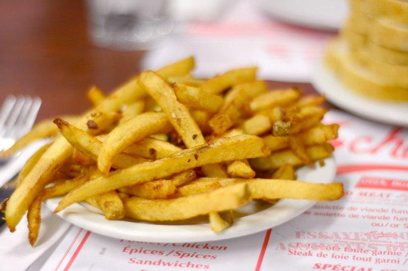 Fries  |  $3.15