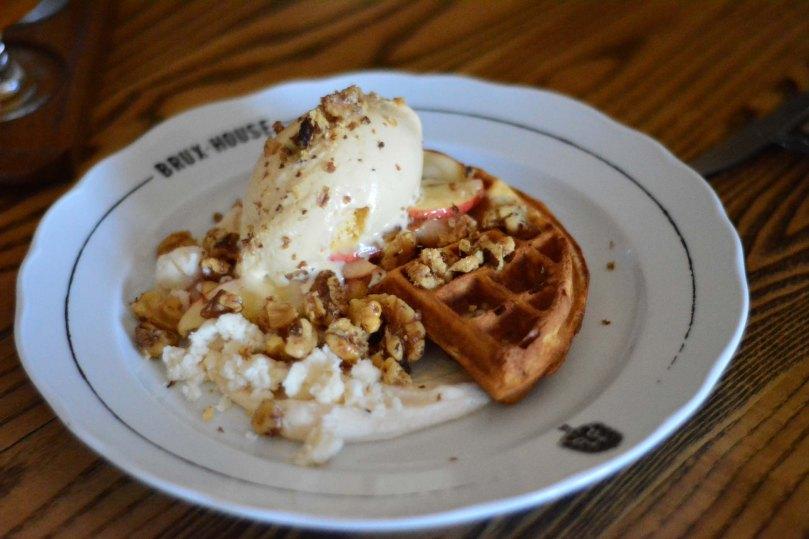 Belgian Waffle  |  $10