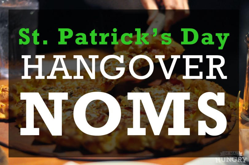 St. Patrick's Day Hangover Noms