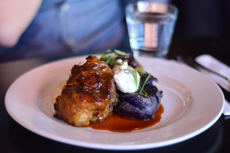 Brunch Special: Braised Oxtail   $18