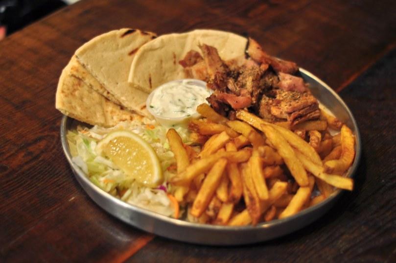Pork Plate | $10
