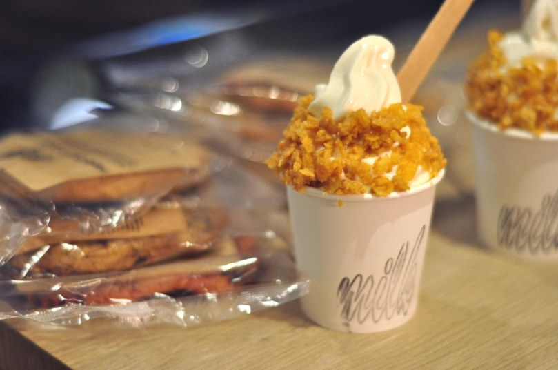 Soft Serve & Cookies | $6 & $6.25