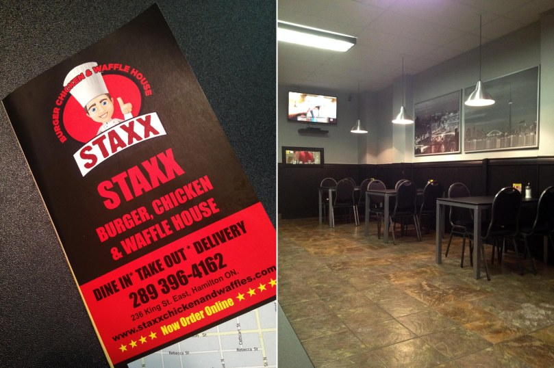 Staxx Chicken Restaurant