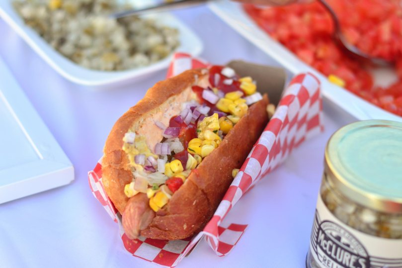 Beretta Farms Turkey Hot Dog