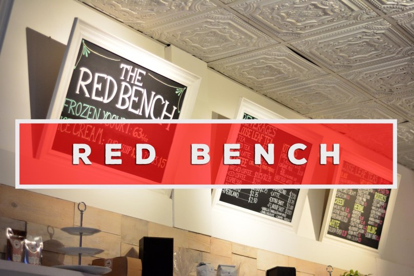 red bench restaurant