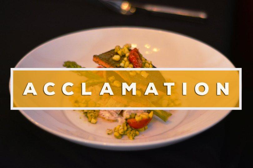 Acclamation Restaurant