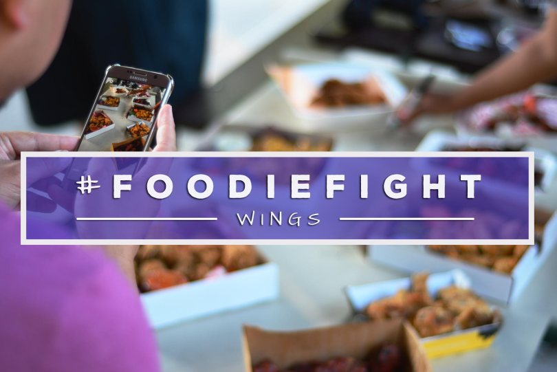 Foodie Fight Round 1: Wings