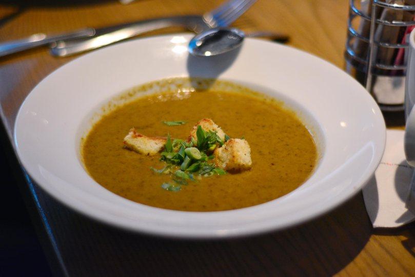 Seasonal Soup - Mushroom Soup | $7.50