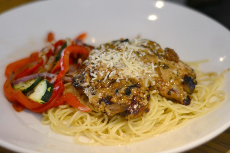 Portobello Mushroom Chicken | $22