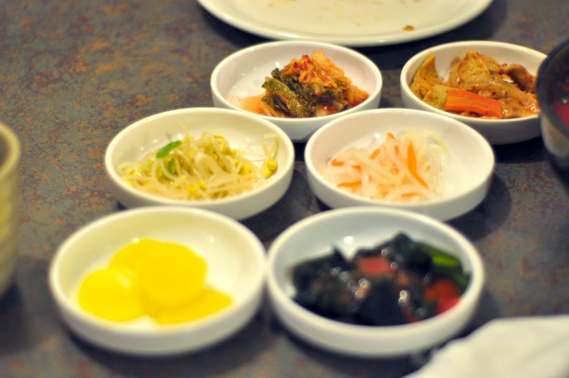 Banchan (Side Dishes)
