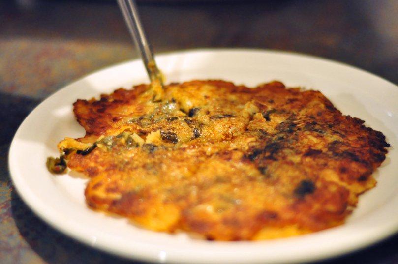 Pancake Appetizer