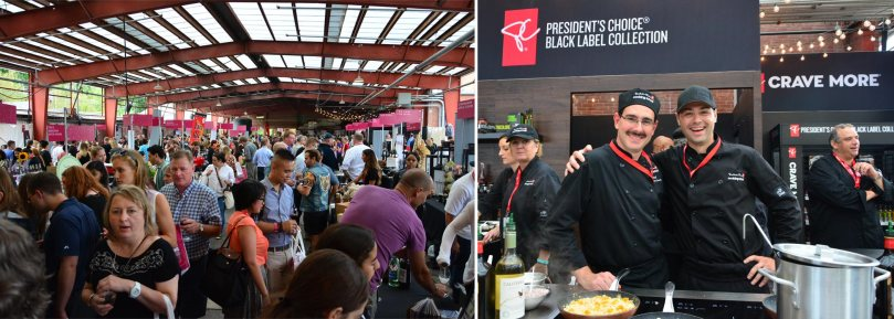 Toronto Food & Wine at Evergreen Brickworks, President's Choice