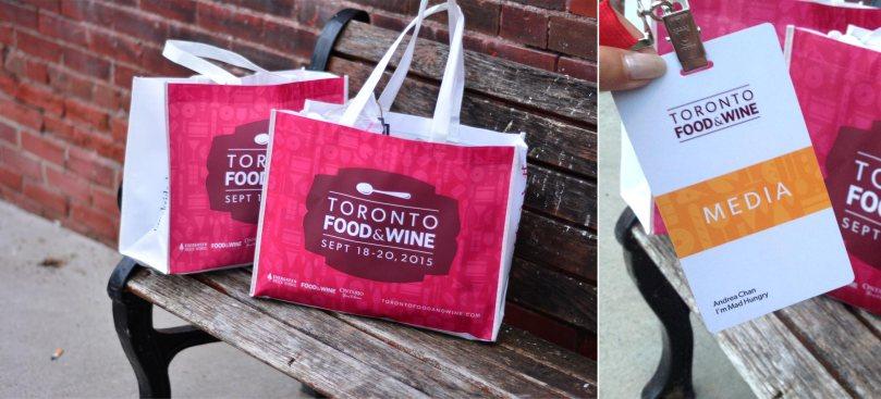 Toronto Food & Wine | Media