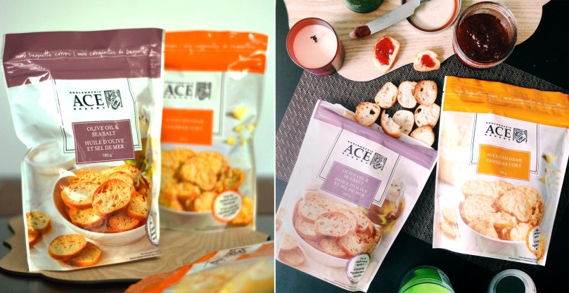 ACE Bakery Mini Crisps