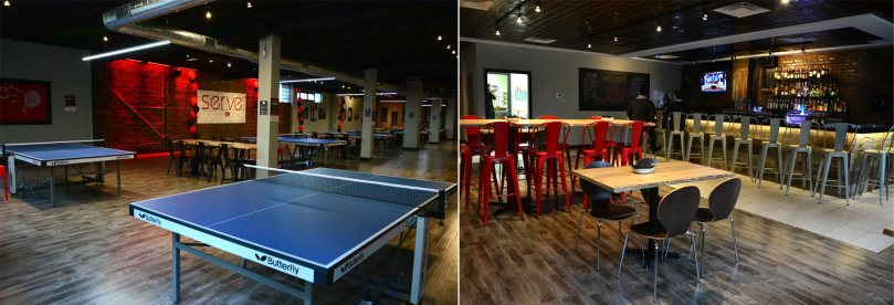 Serve Ping Pong Venue
