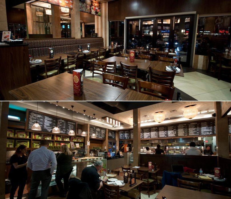 Paramount Fine Foods Restaurant