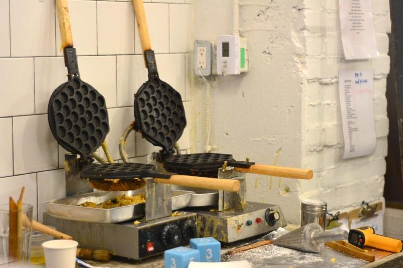 Egg Waffle Iron