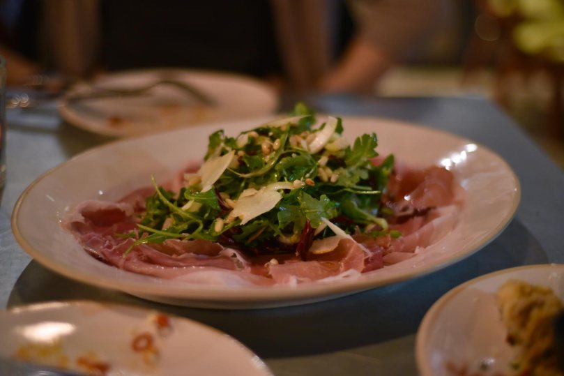 Prosciutto and Pear Salad $16.95