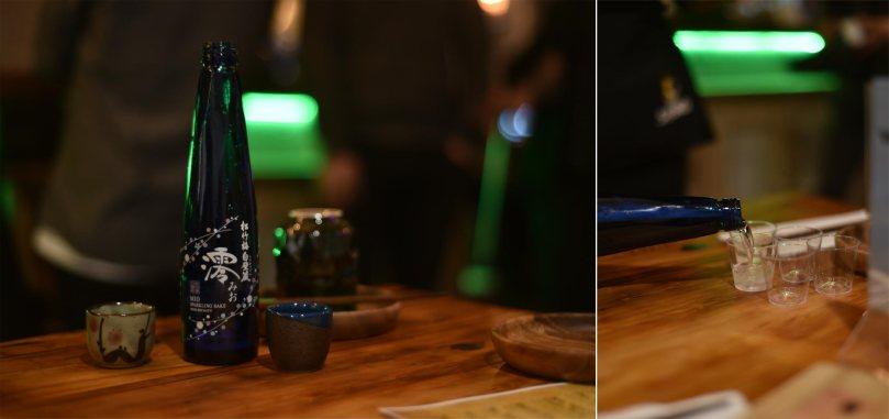 Mio Sparkling Sake $26/bottle