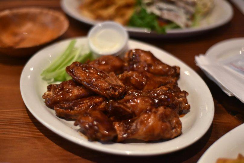 Wings | $12.99