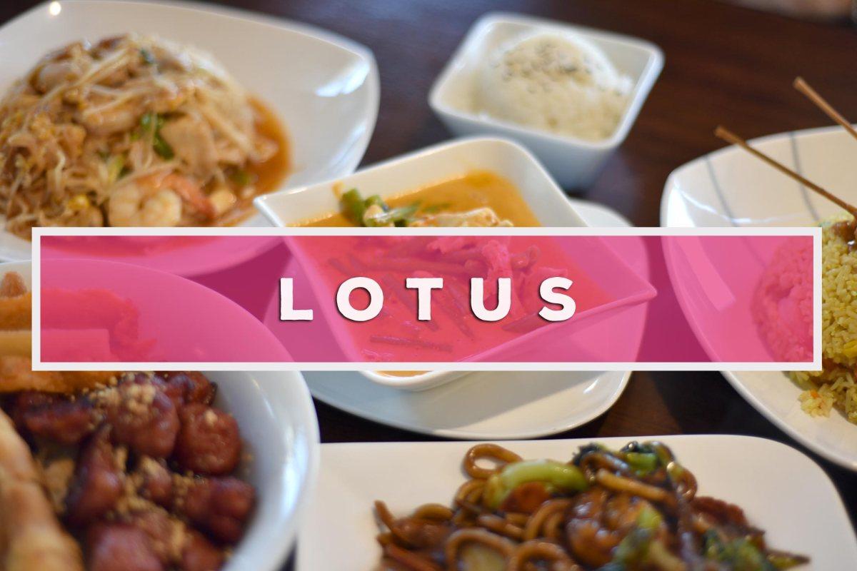 Lotus Thai & Vietnamese Cuisine
