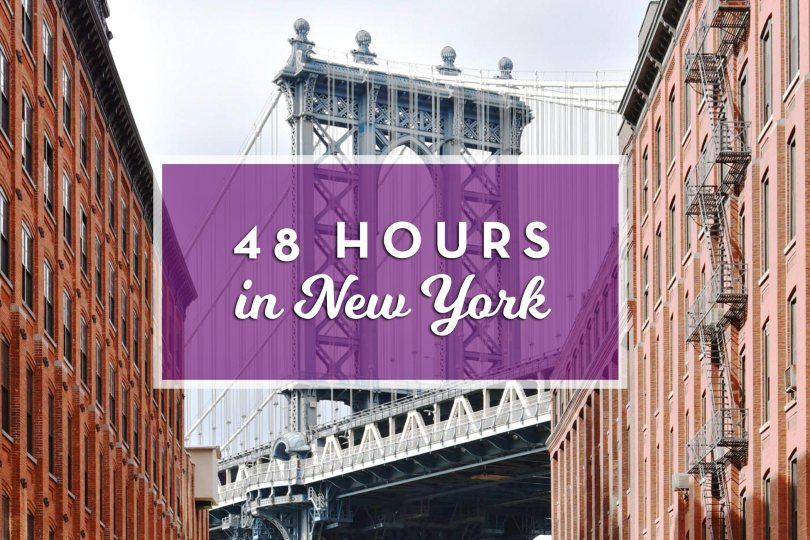 48 Hours in New York