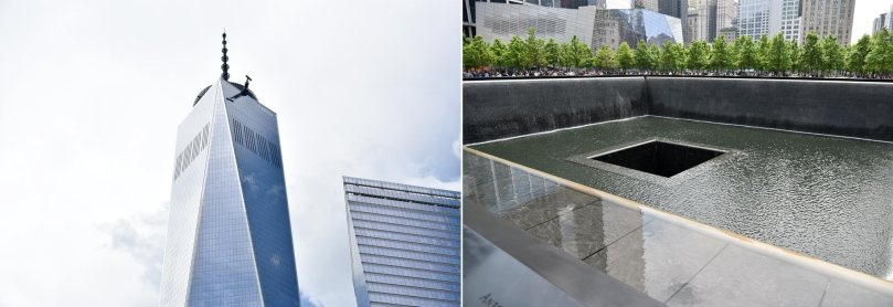 World Trade Center and Memorial