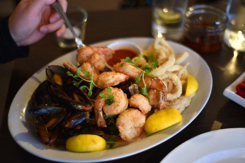 Seafood Platter $32.99