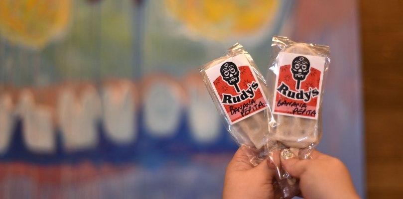 Rudy's Banana Pepita