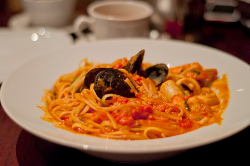 La Cantina | Seafood Pasta