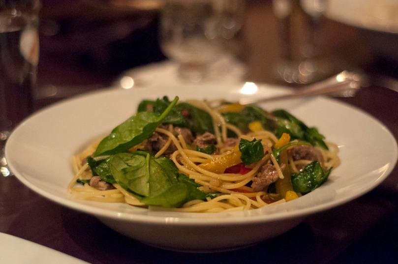 La Cantina | Veggie Spaghetti