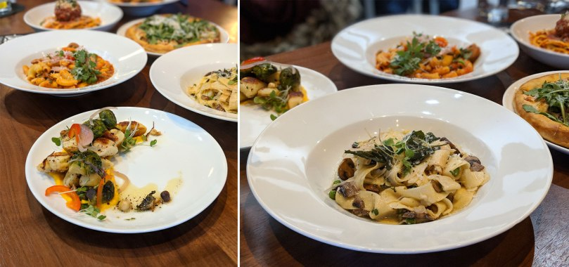 Gnudi $20 | Papardelle $16