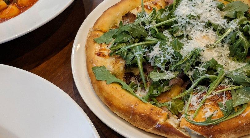 Mushroom Pizza $13